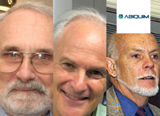 Harold W. Kroto, Robert F. Curl e Richard E. Smalley